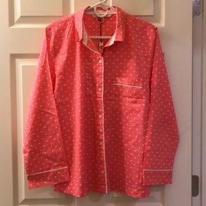 Shirt ONLY 💖 Victoria Secret Pajama Sleep Shirt